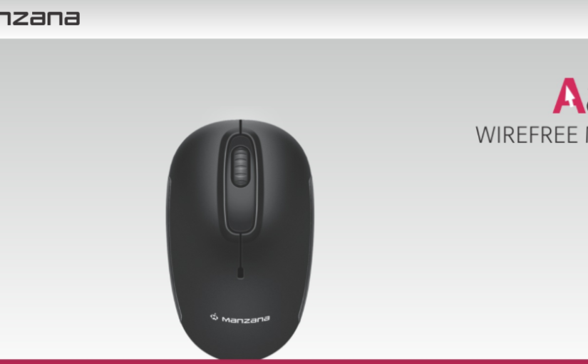 How to Turn off Manzana Wireless Mouse | Aaro | Review