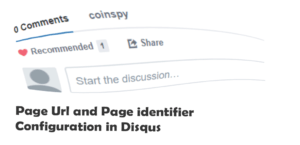 How to Set Disqus Configuration Variables