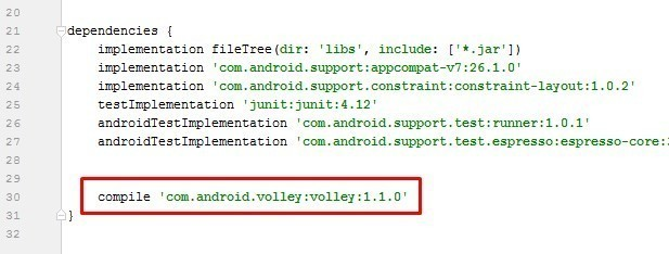 Make Quick HTTP Calls from Android Using Volley