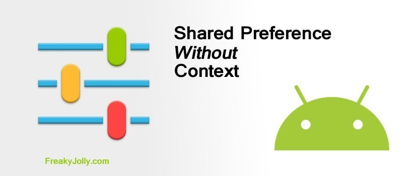 RESOLVED! Shared Preference Context Error