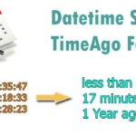 jQuery & PHP Convert Date time to Facebook Style TimeAgo
