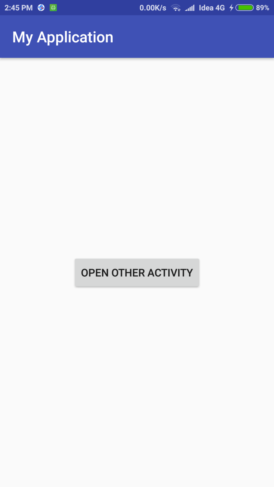 How to Add Back Arrow in Android Activity