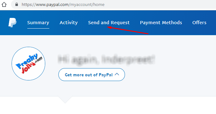 Add Simple PayPal Donate Link in Blog or WordPress