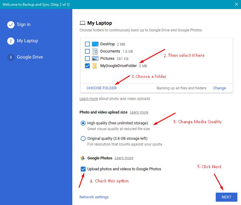 Google Drive | Quickly Sync Files & Folders between Windows and Google Drive