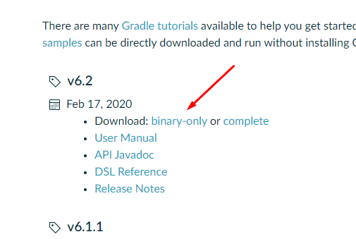 Resolve! Could not find an installed version of Gradle either in Android Studio,