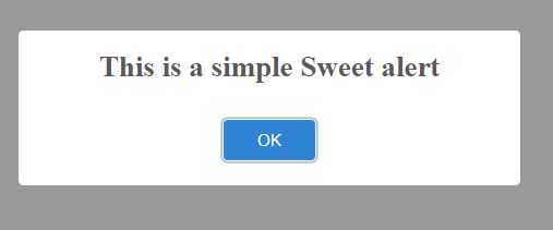 Angular 10|9 Customized Alerts, Confirm and Notification Message Boxes using SweetAlert2